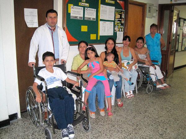 Dr. David Contreras brigadas de salud tr
