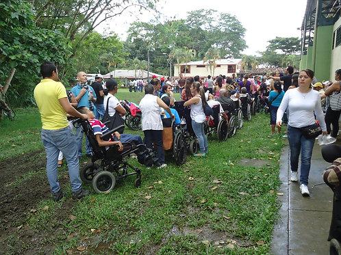 Donación Para Personas en Condición de Discapacidad