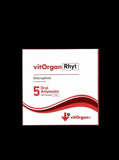 vitOrganRhyt | Apoya el Sistema Hormonal