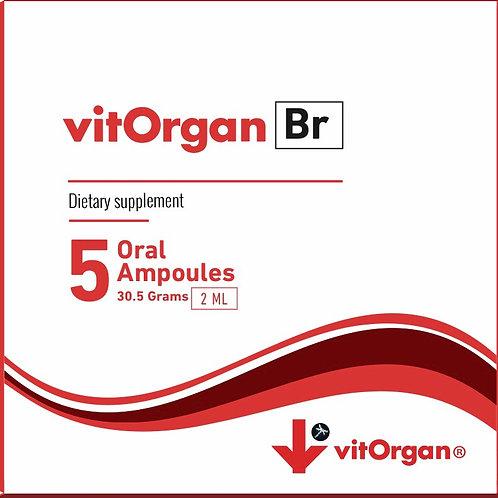 vitOrganBr | Cerebro Saludable y Activo