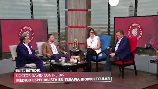 Entrevista A Quien Corresponda Dr. David