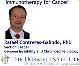 Rafael Alejandro Contreras the Hormel In