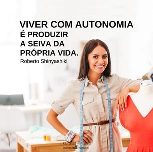 VIVER COM AUTONOMIA