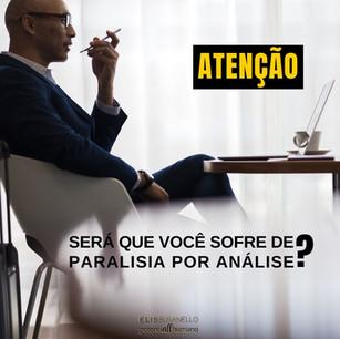 PARALISIA P/ ANÁLISE