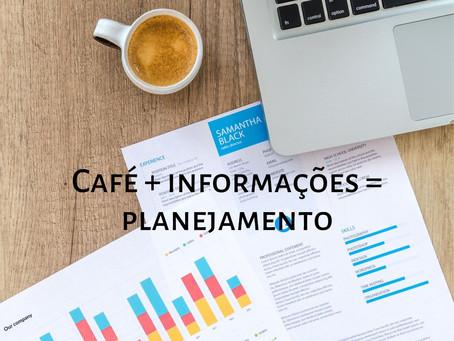 CAFÉ E NOTÍCIAS
