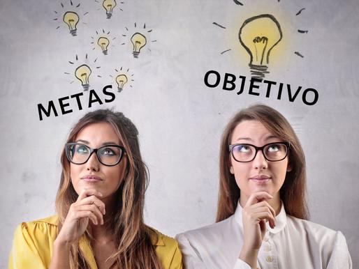 METAS E OBJETIVO