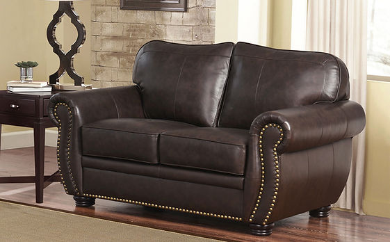 Coricraft Leather Couches