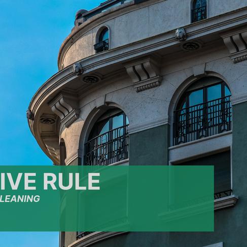 10 & 5 Hospitality Rule