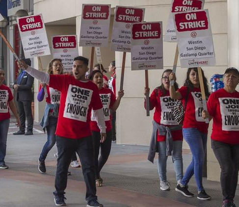 San Diego Hotel Under Investigation For Using Alleged Wage Theft Subcontractor