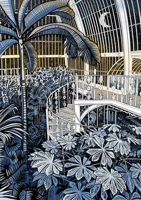 Kew Gardens Night at the Palm House