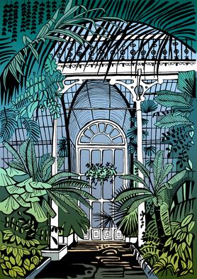 Kew Gardens Doorway