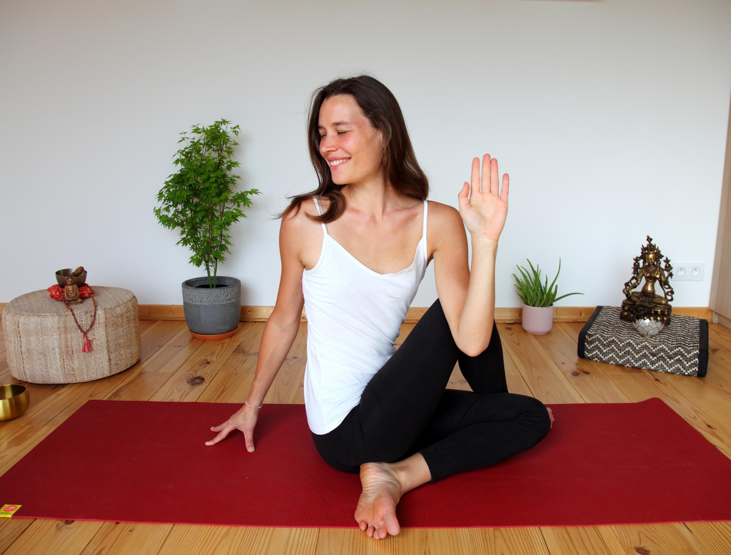 Cours de Hatha Yoga (français)