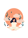 illustration-yoga-girl-meditation-with-s
