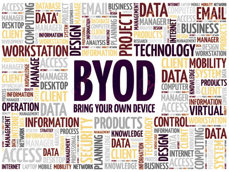 The Benefits & Shortfalls of BYOD For Your Business