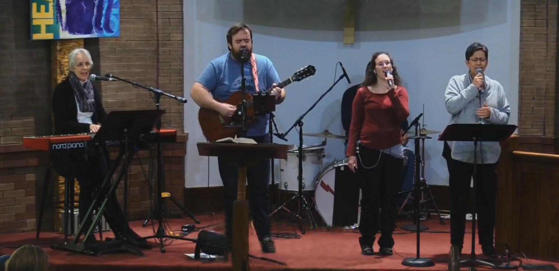FCC Worship Team