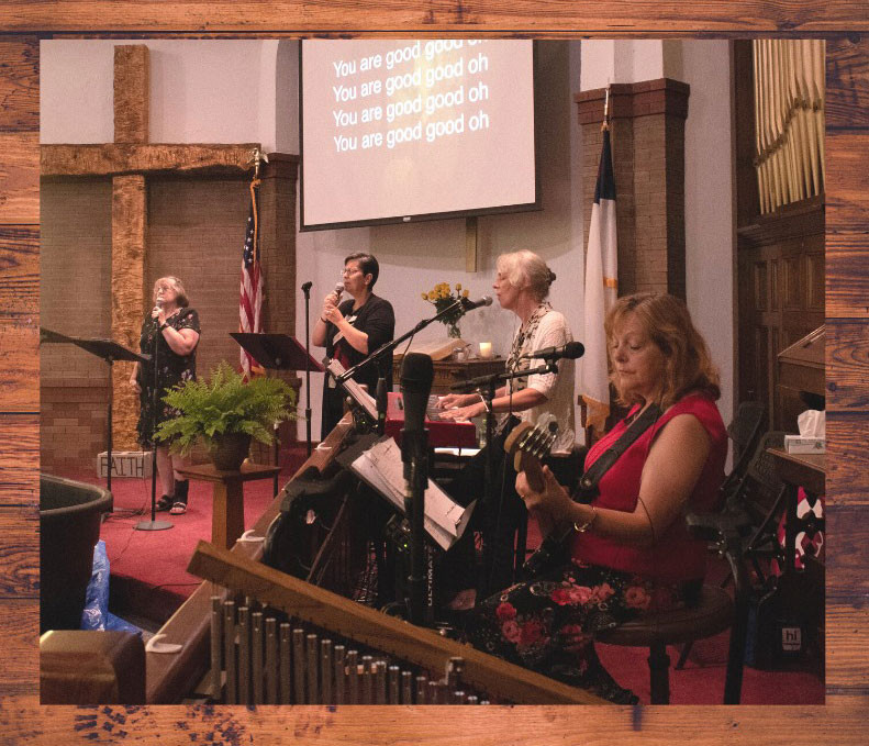 FCC Worship Team in Action