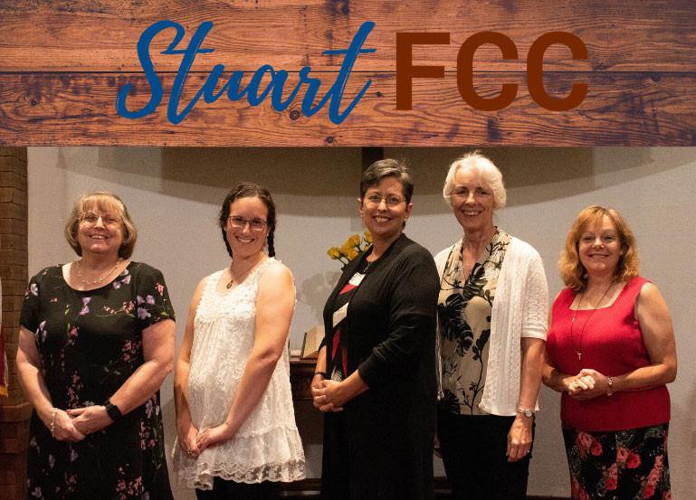 FCC Worship Team Line-Up