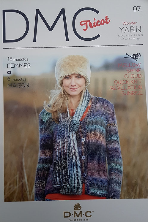 Catalogue DMC gamme WONDER
