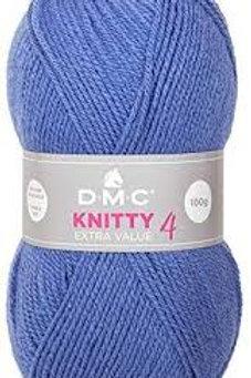 Knitty 4 - bleu moyen