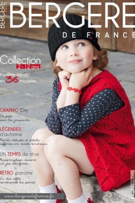 Magazine Bergère de France n°168