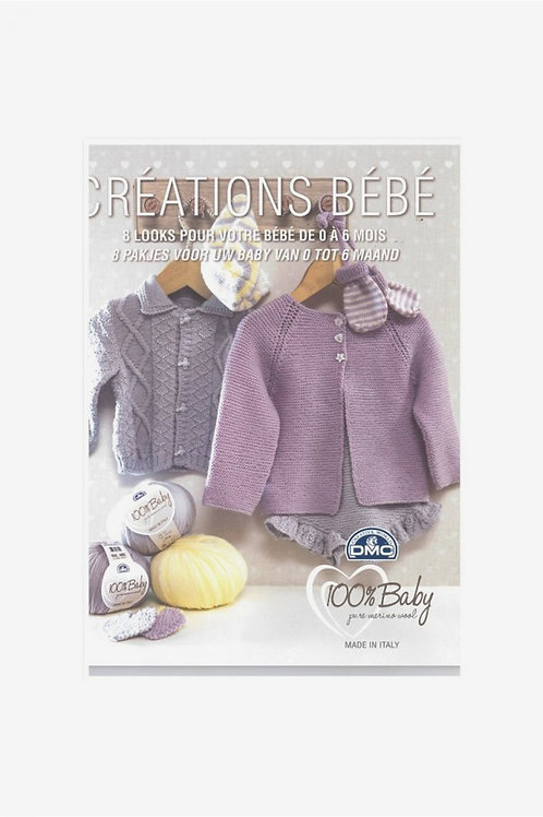 Catalogue baby 0/6 mois - 100% baby