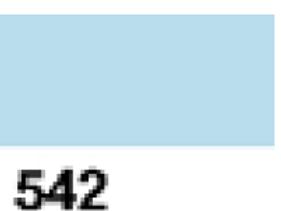 200 mètres - Gamme des bleus
