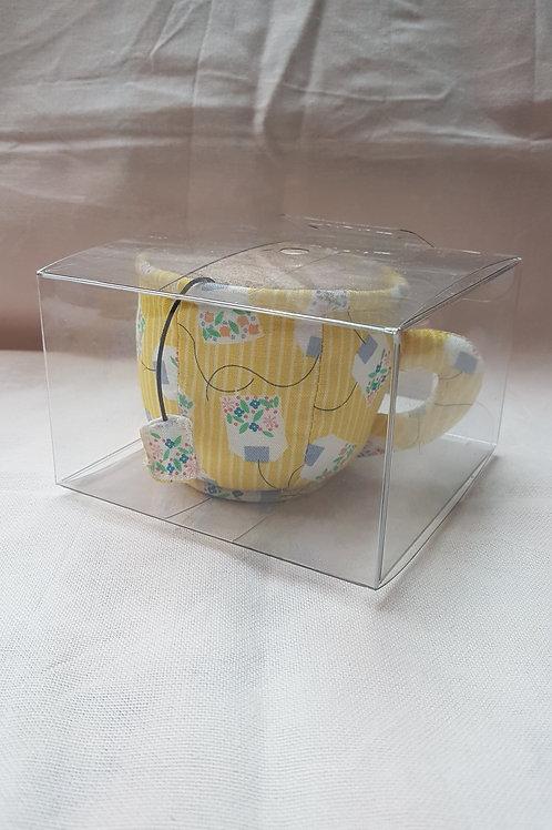 """Pique-épingles """"Tasse à thé Lemon"""""""