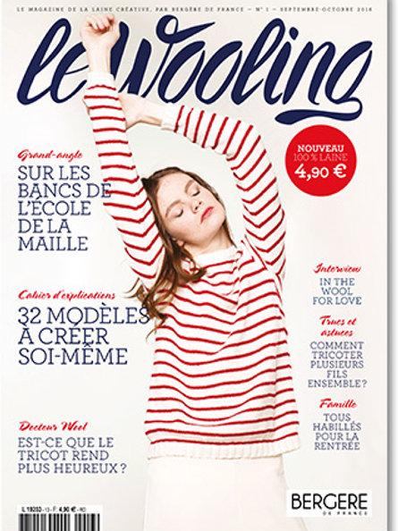 Revue Wooling de Bergère de France