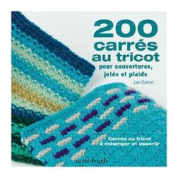"""""""200 Carrés au Tricot"""""""
