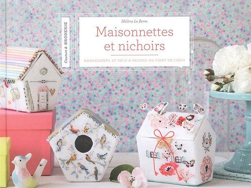 """""""Maisonnettes et Nichoirs"""" Ed. Mango"""