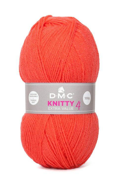 Knitty 4 - orange