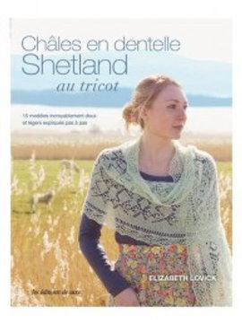 """Châles en dentelle Shetland"" Ed. de Saxe"