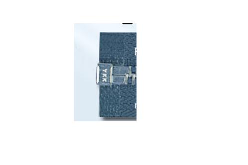 Fermeture à glissière Métal - détachable - 35 cm