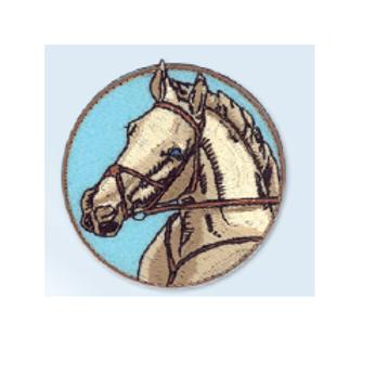 "Sticker ""cheval"""