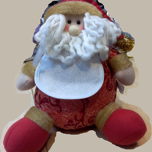 Père Noël à broder