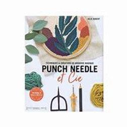 Punch Needle et Cie - techniques et créations