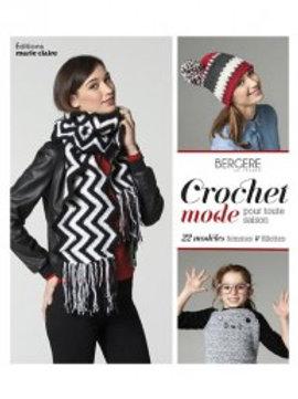 """Crochet Mode"" ed. Marie-Claire"