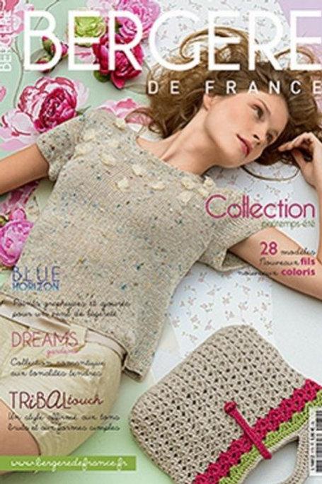 Magazine Bergère de France n°172