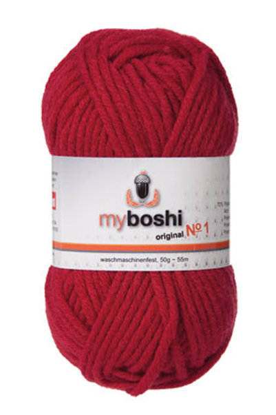 "Myboshi original ""chili"" coloris 134"
