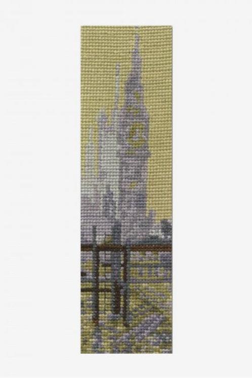 """Kit marque-page """"La Tamise à Westminster"""" de Monet"""