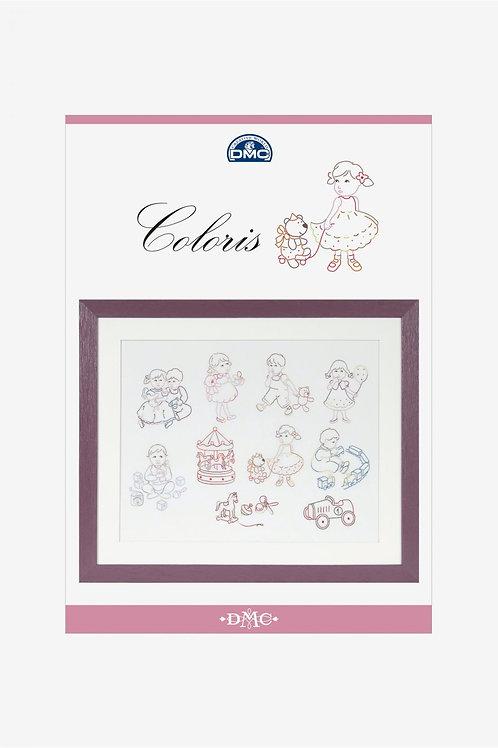 Diagrammes Kids en Coloris