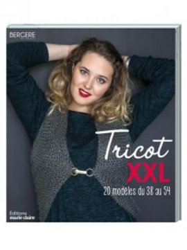 """Tricot XXL"" Ed. Marie-Claire"