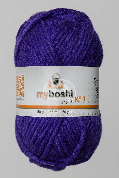 "Laine MyBoshi coloris 163 ""Violet"""