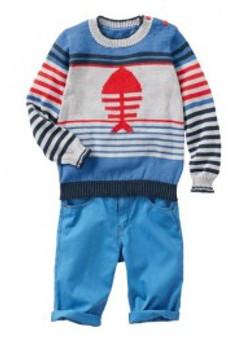 pull marin enfant