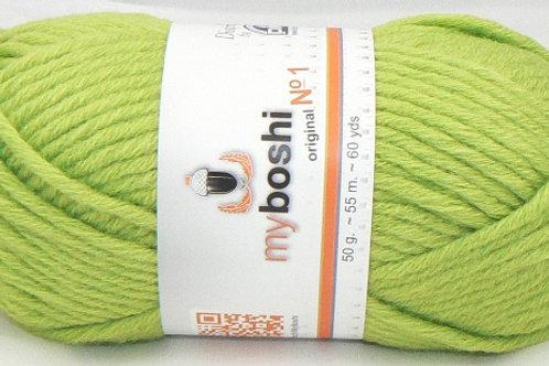 "Laine MyBoshi coloris 121 ""Lime"""