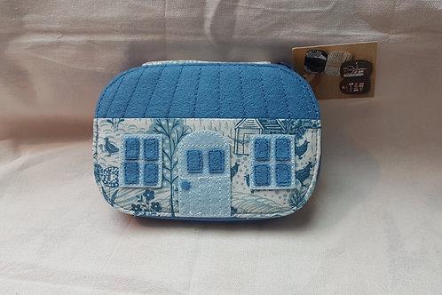 """Trousse avec nécessaire de couture """"Delft Hobby Gift"""""""