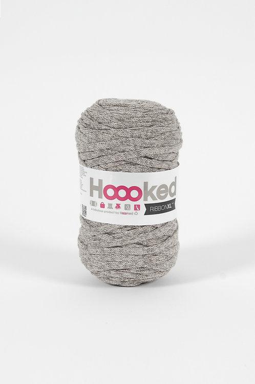 Pelote Hoooked Ribbon XL - gris