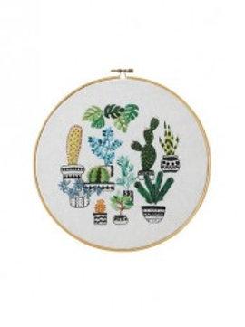"""Kit tableau """"Cactus"""" Bergère de France"""