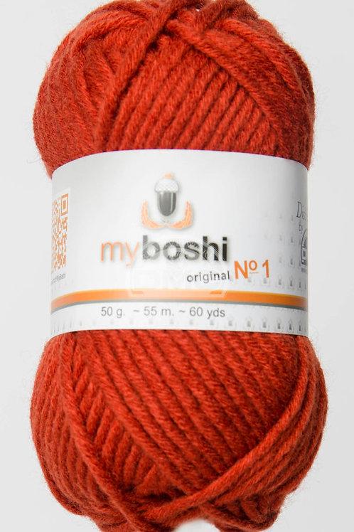 """Laine MyBoshi coloris 118 """"Brick"""""""