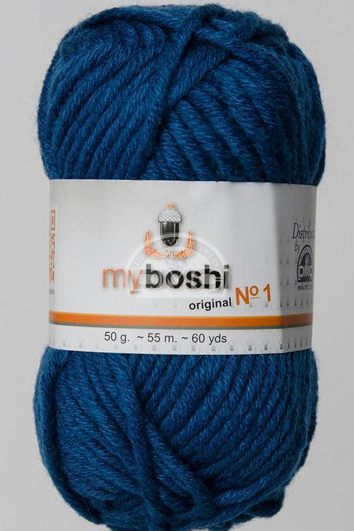 "Laine MyBoshi coloris 154 ""Petrol"""